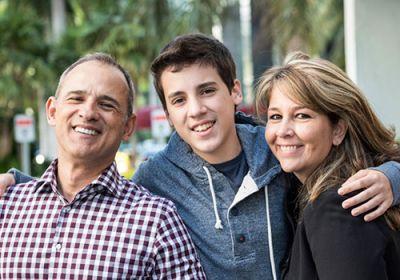 نوجوان و خانواده